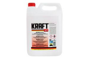 Антифріз G12/G12+ Kraft 5л