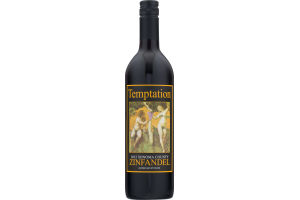 Temptation Zinfandel 2012