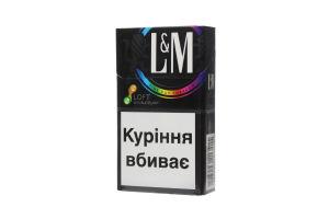 Цигарки L&M Loft Double Splash