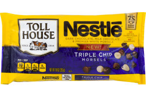 Nestle Toll House Morsels Triple Chip