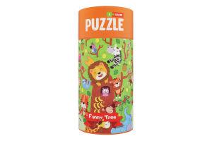 Пазл для дітей від 3років №200115 Чарівне дерево Mon Puzzle 1шт