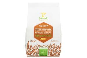 Борошно пшеничне грубого помолу Екород м/у 1кг