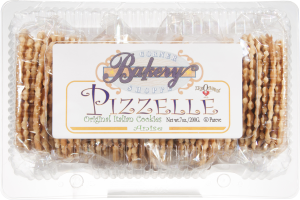 Corner Bakery Shoppe Pizzelle Anise Cookies