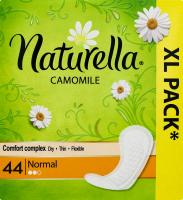 Прокладки щоденні гігієнічні Normal Camomile Naturella 44шт