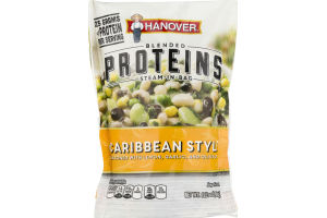 Hanover Blended Proteins Steam-In-Bag Caribbean Style