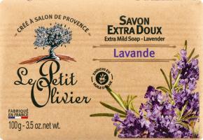 Мыло Le Petit Olivier Lavender