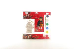 Набір для дитячої творчості Маг 2000 Дід Мороз 6 красок коробка 020942