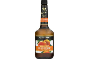 DeKuyper Signature Series Peachtree Schnapps Liqueur