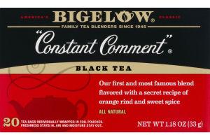 Bigelow Black Tea Constant Comment - 20 CT