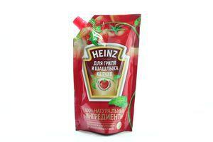 Кетчуп для гриля и шашлыка Heinz д/пак 350г