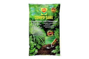Торфосмесь Compo для зеленых растений и пальм