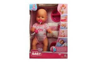 Кукла для детей от 3-х лет №2533 New born baby Simba 1шт