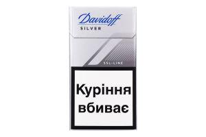 Цигарки Davidoff SSL-Line Silver