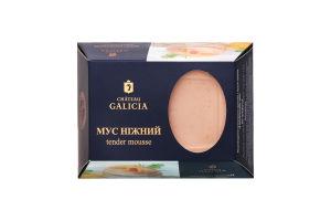 Мус ніжний з гусячої печінки Chateau Galicia 150г