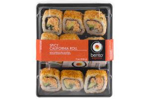 Bento Express Spicy California Roll