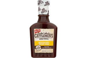French's Cattlemen's BBQ Sauce Mississippi Honey BBQ