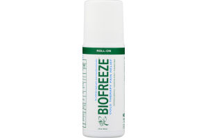 Biofreeze Roll-On Cold Therapy Pain Relief