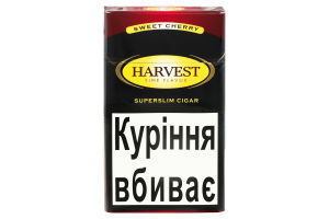 Сигари Harvest Sweet Cherry (20шт)