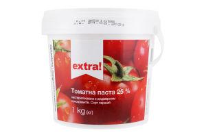 Паста томатная 25% нестерилизованная Extra! ведро 1кг