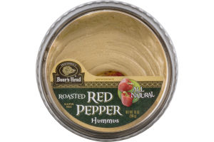 Boar's Head Roasted Red Pepper Hummus