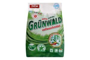 Порошок стиральный универсальный Горная свежесть Grunwald 3кг