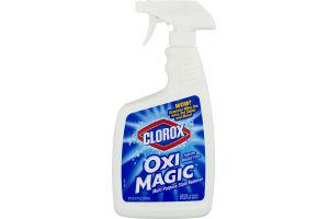Clorox Oxi Magic Multi-Purpose Stain Remover Liquid, 22 Ounces