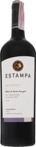 Вино Estampa Fina Reserva Carmenere/Syrah/Cabernet
