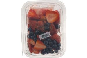 FreshLine Strawberry & Blueberry Tray