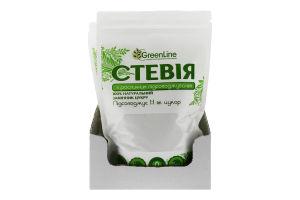 Стевия с растительным подсластителем GreenLine д/п 250г
