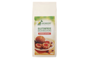 Суміш пекарська для випікання бісквітів та печива Grundorf м/у 500г