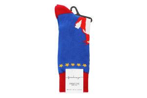 Шкарпетки Feeelings Creative №469 41-46 Америка