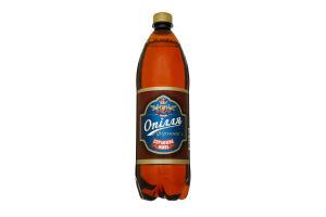 Пиво 1л 5.7% світле Фірмове Опілля п/пл
