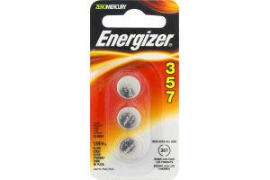 Energizer Silver Oxide Batteries 357 1.55V - 3 CT
