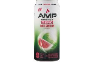 AMP Energy Zero Watermelon Energy Drink