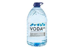 Вода питна негазована Карпатська джерельна високогірна Voda UA п/пл 6л