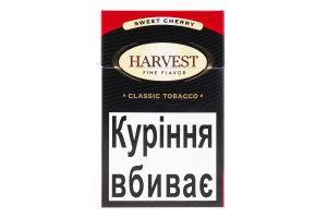 Сигареты с фильтром Harvest Sweet Cherry 20шт