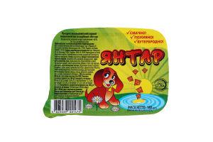 Продукт сырный 60% плавленый пастообразный Янтар п/у 180г