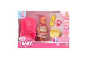 Лялька для дітей від 3років №5039806 New born baby Mini Simba 1шт