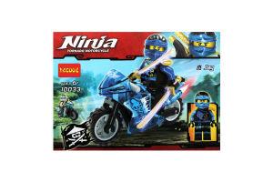 Конструктор Нинздя на мотоцикле в асс D2