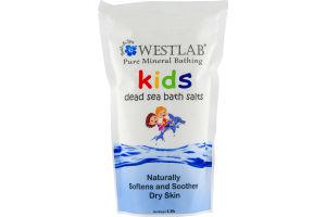 Westlab Bath & Spa Pure Mineral Bathing Kids Dead Sea Bath Salts