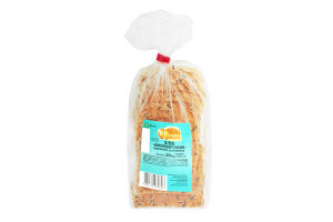 Хлеб нарезанный Швейцарский Дніпровський Хлібокомбінат №11 м/у 250г