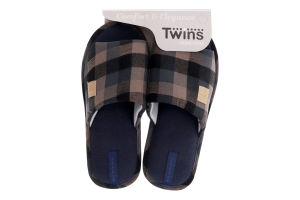 Тапочки открытые домашние мужские Twins №5922 40-45