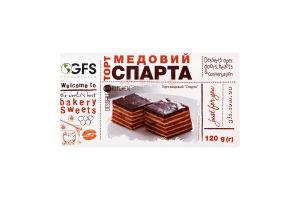 Тортмедовий Спарта GFS к/у 120г
