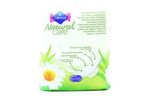 Прокладки гигиенические Maxi Goodnight Natural Care Libresse 7шт