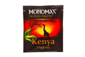 Чай черный Мономах Kenya
