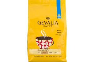Gevalia Kaffe Ground Coffee House Blend