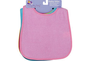 Always My Baby Baby Bibs - 5 CT