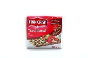 Хлебцы Finn Crisp Traditional хрустящие 200г