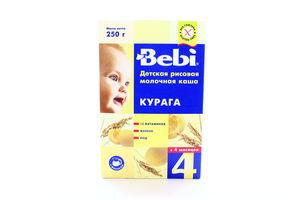 Каша Bebi Kolinska молочна курага 250г х18