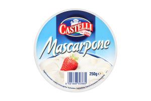 Сир м'який Mascarpone Castelli п/у 250г